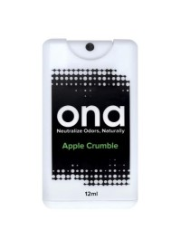 Ona Apple Crumble Spray Card - 12 ml