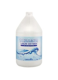 H2O2 Liquid Oxygen 34%   Gallon    (OR Label)