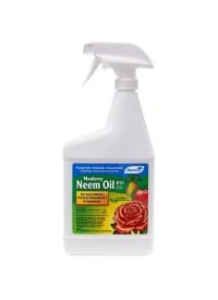 Monterey Neem Oil RTU Quart