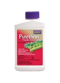 Bonide Pyrethrin Garden Insect Spray Conc. 8 oz