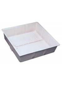 Botanicare ID White 2 ft x 2 ft Grow Tray