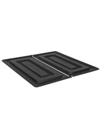 Flo-n-Gro Black   70 Gallon Reservoir Lid (2 Pieces)
