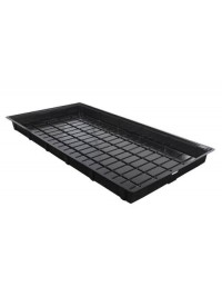 Duralastics 4 ft x 8 ft ID Black Tray