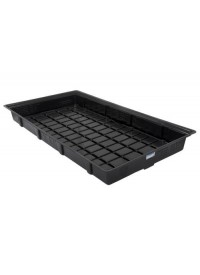 Duralastics 3 ft x 6 ft ID Black Tray