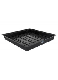 Duralastics 4 ft x 4 ft ID Black Tray