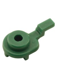 JAIN Irrigation Octa-Bubbler 20 GPH Flow Control Device - Green