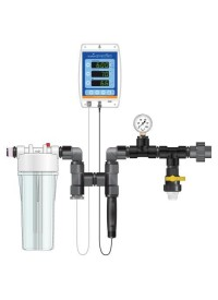 Dosatron Nutrient Delivery System - EC (PPM) / pH / Temp Monitor Kit