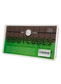 Oasis Rootcubes w/Tray - 50 Cells/Sheet