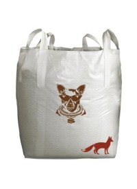 FoxFarm Lucky Dog K-9 Grower's Blend Bulk Tote 55 Cu Ft