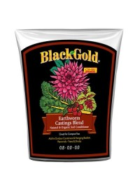 Black Gold Earthworm Castings 16 Quart