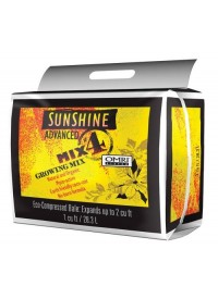 Sunshine Advanced Mix # 4 - 1 cu ft Compressed