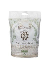 Organic Mechanics Premium Blend Potting Soil   16 Quart