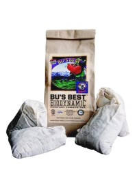Bu's Brew Biodynamic Compost Tomato Tea 4/Pack
