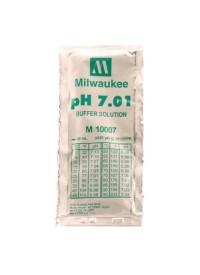 Milwaukee M10007B - 20 ml Packet 7.01 Buffer Solution