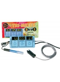 FHD Tri-Meter Continuous Monitor (EC/pH/Temp)