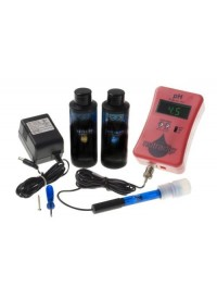 Future Harvest Nutradip pH Meter Dual Power AC DC