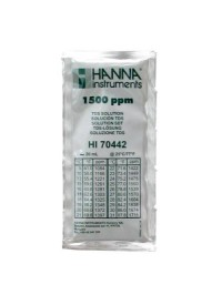 Hanna 1500PPM TDS Solution