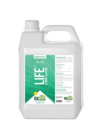 RX Green Solutions Life Cloning Solution 2.5 Gallon