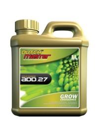 Gold Add .27 Grow 1 Liter