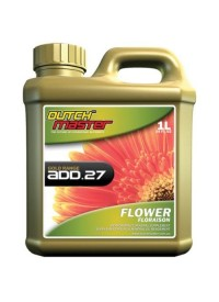 Gold Add .27 Flower 1 Liter