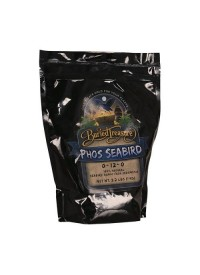 Buried Treasure Phos Seabird Guano  2.2 lb
