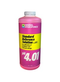 GH pH 4.01 Calibration Solution Quart