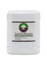Tappin' Roots 2.5 Gallon - Nutrient    (OR Label)