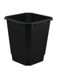 Maxipot Black 9.6 in x 9.6 in x 11.5 in