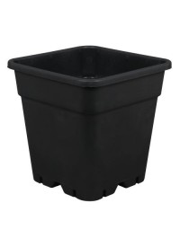Giant Pot Black 12 in x 8.5 in x 12 in