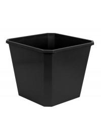 Flo-n-Gro 6.6 Gallon Black Bucket
