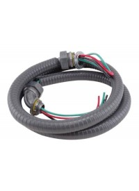 Electrical Whip Ultra 1/2 x 6 ft