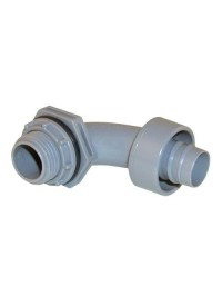 Connector Fitting for Liquid Tite Conduit 1/2 in Screw On