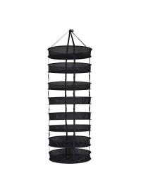 Grower's Edge Dry Rack w/ Clips 2 ft