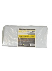 Sunfilm Black & White Panda Film      10 ft x 25 ft Folded