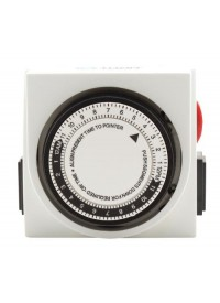 Titan Controls Apollo   8 - Two Outlet Mechanical Timer