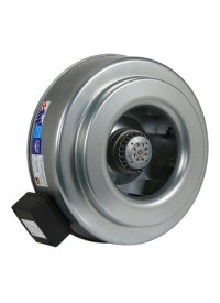 Fantech Indoor Inline 12 in Centrifugal Fan FG 12XL 940 CFM