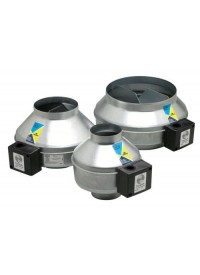 Fantech Indoor Inline  6 in Centrifugal Fan FG 6XL 483 CFM