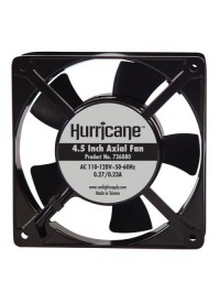 Hurricane Axial Fan   4.5 in 112 CFM