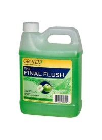 Grotek Final Flush Green Apple 1 Liter