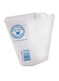 Measure Master Graduated Rectangle Container 16 oz/500 ml