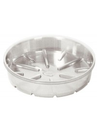 Bond Clear Plastic Saucer 12 in