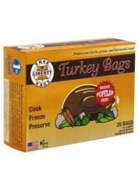 True Liberty Turkey Bags 18 in x 20 in  (25/Pack)