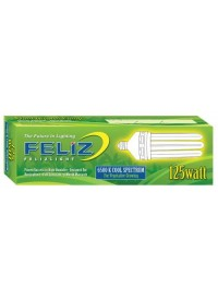 Feliz Blue Fluorescent 125 Watt 6500K