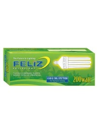 Feliz Blue Fluorescent 200 Watt 6500K