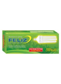 Feliz Red Fluorescent 200 Watt 2700K