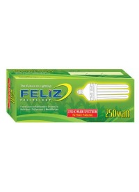 Feliz Red Fluorescent 250 Watt 2700K