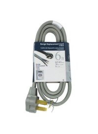Power Cord 50 Amp w/ Plug 6 ft 6/2 - 8/1 Gauge