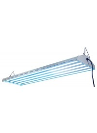 New Wave T5 44 - 4 ft 4 Lamp 120/240 Volt